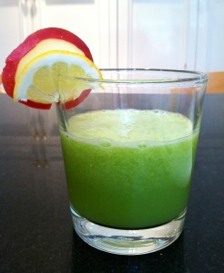 Apple Celery Lemon Juice